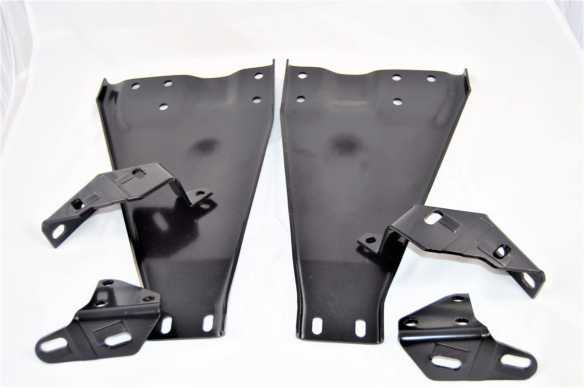 1956-1960   6pc Convertible Top Mounting Brackets