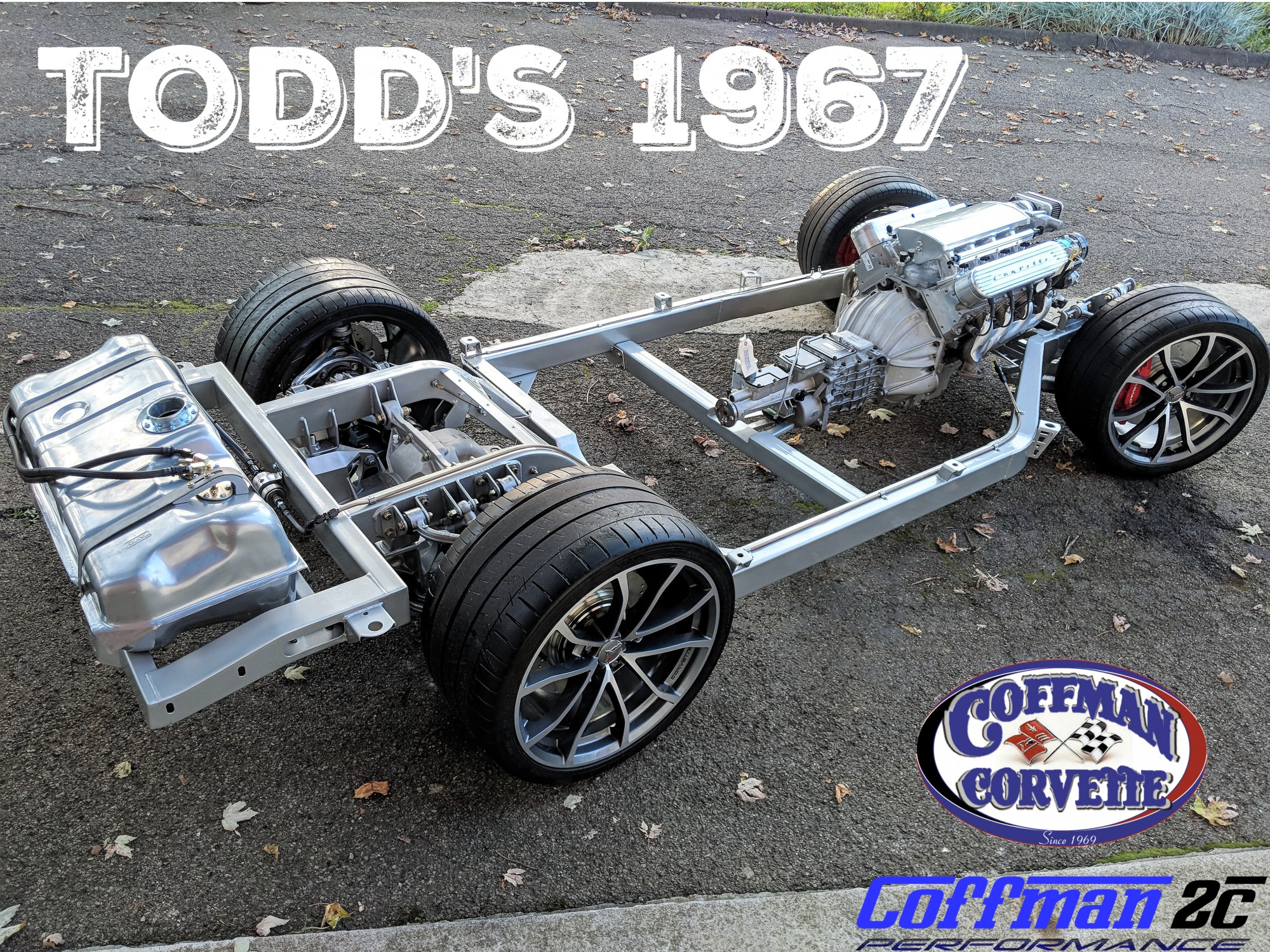 TODD'S 1967 CHASSIS